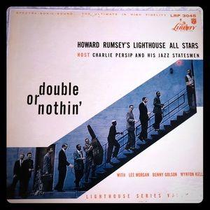 Howard Rumseys Lighthouse Allstars LP